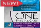 Purina ONE Special Care Advanced Nutrition Hairball Formula for Cats