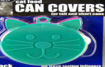 Cat Food Can Covers by Pet Buddies