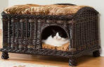 Two Tier Cat Bed