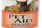 Pet Aid Medicated Anti-Itch Spray 4 oz border=
