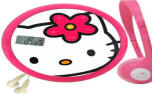 Hello Kitty KT2037 - Hello Kitty Personal CD Player - Hello Kitty KT2037