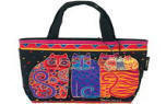 Laurel Burch Mini Shoulder cat purse