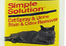 Cat Urine Stain and Odor Remover - 32 oz.