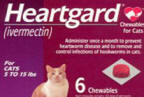 Heartgard for Cats 5-15 lbs (purple)